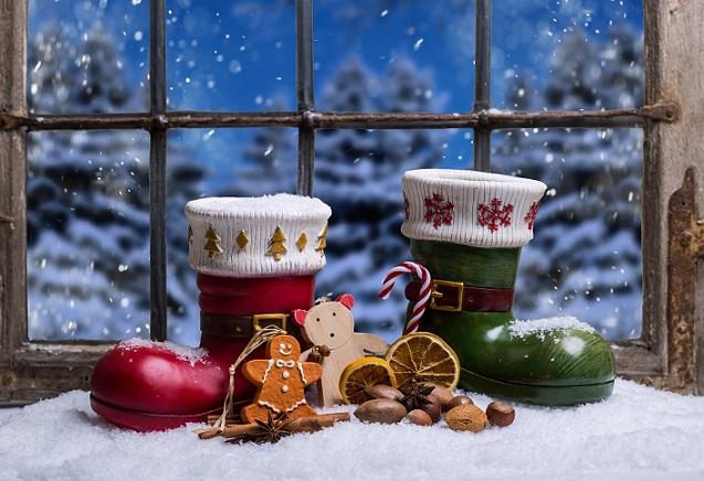 Individuelle weihnachtsdeko f r die fensterbank - Weihnachtsdeko fensterbank ...