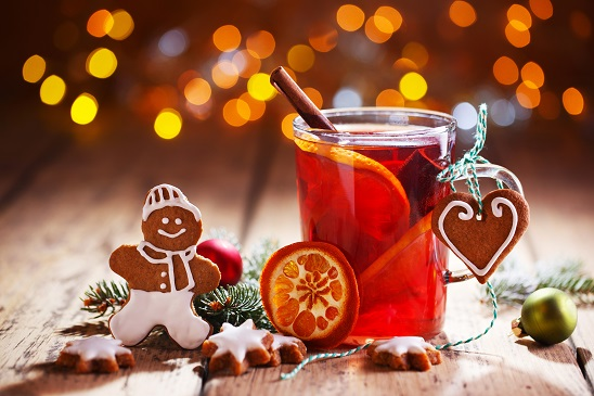 Weihnachtsdeko selber basteln – das funktioniert ebenfalls mit ausgedienten Dingen.