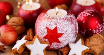 Weihnachtsdeko selber basteln: Einfache Dekoideen für Weihnachten