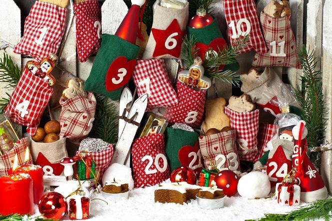 Gerade für Kids ist der Adventskalender das Highlight vor Weihnachten. (#08)