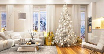 Weihnachtsbaum schmücken: So wird Weihnachten prunkvoll