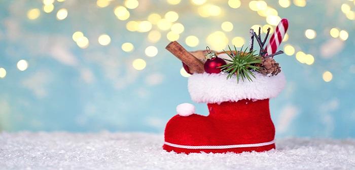 Das Schöne an Weihnachtsdeko ist, dass es diese in ganz unterschiedlichen Formen und Variationen gibt. (#05)