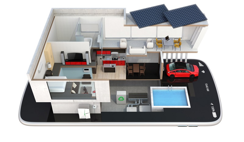 Es soll nun jeder Stromkunde mit einem Smart Energy Meter ausgestattet werden. (#01)