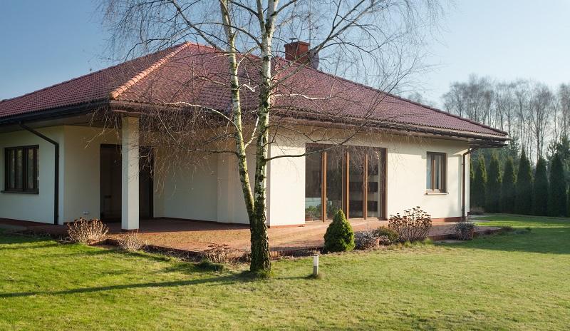 Der Energieverbrauch eines Einfamilienhauses wird dem Besitzer als alleinigem Verbraucher zugerechnet. (#01)
