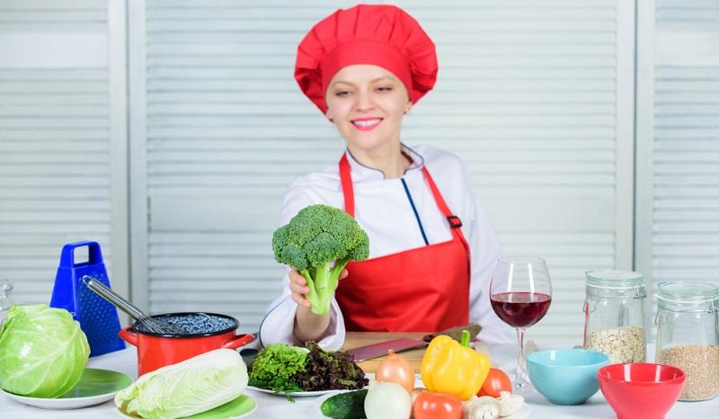 Brokkoli zubereiten: Schon Oma hat es immer gewusst – Gemüse gehört auf den Speiseplan.