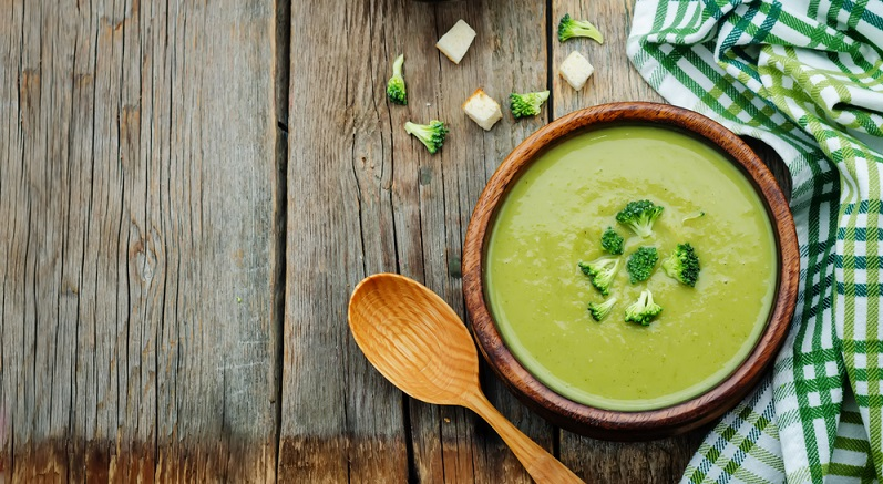 Brokkoli als Cremesuppe zubereiten – schnell gemacht und lecker!