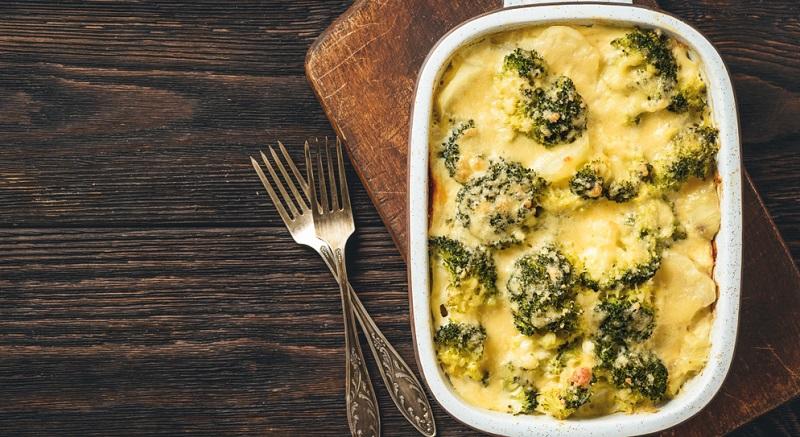 Brokkoli zubereiten: Dieser Kartoffel-Brokkoli Auflauf ist ein Genuss!