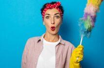 Richtig Staub wischen: 3 geniale Tipps, aber auch 10 Fehler, mit denen Du Dir Deine Möbel ruinierst ( Foto: Shutterstock-lex SG_)